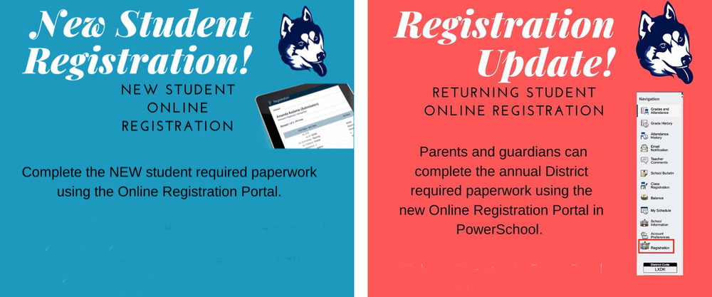 Enroll Students Online